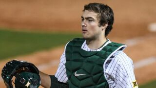 Baylor baseball's Langeliers out with hand injury