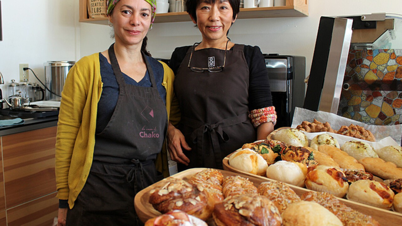 Stop by Chako Bakery Cafe for breads, sandwiches, soups and a sunny dose of 'omotenashi'