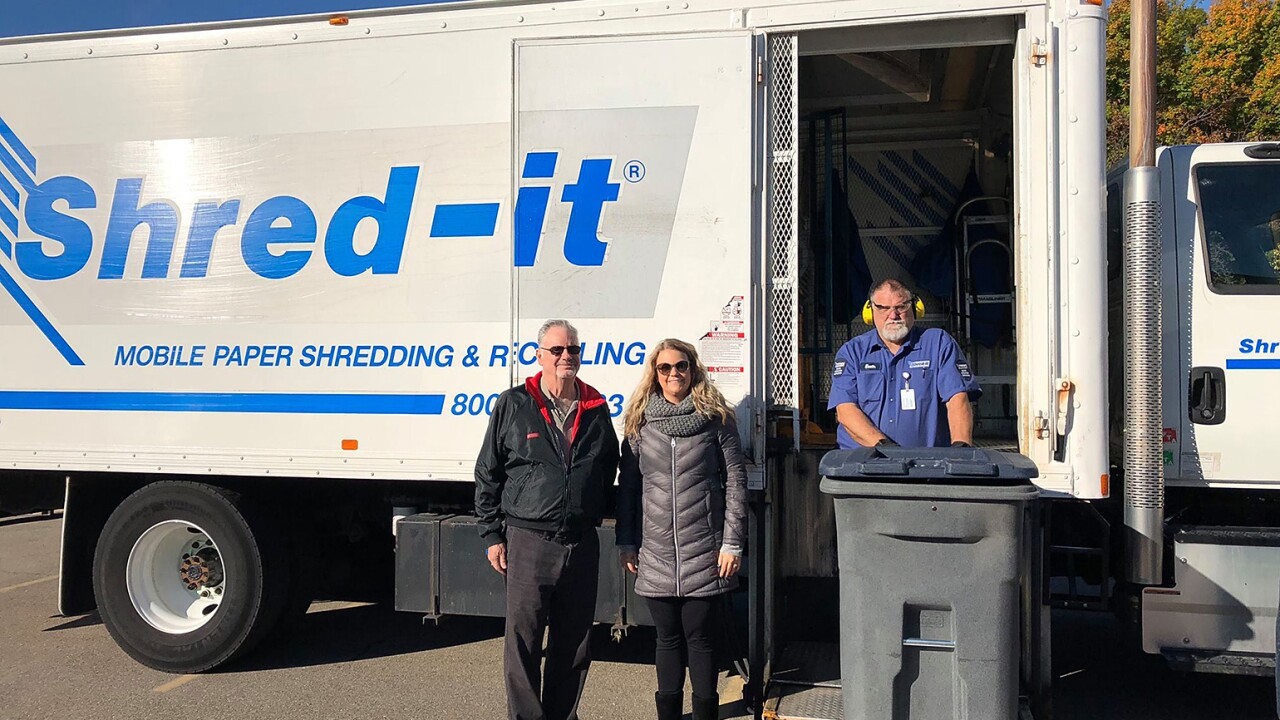 LAFCU invites public to Shred Day to help prevent identity theft May  18