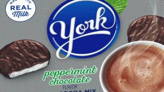 You Can Now Buy York Peppermint Patty Hot Chocolate Mix