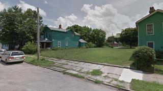 Empty lots in Hamilton Ohio
