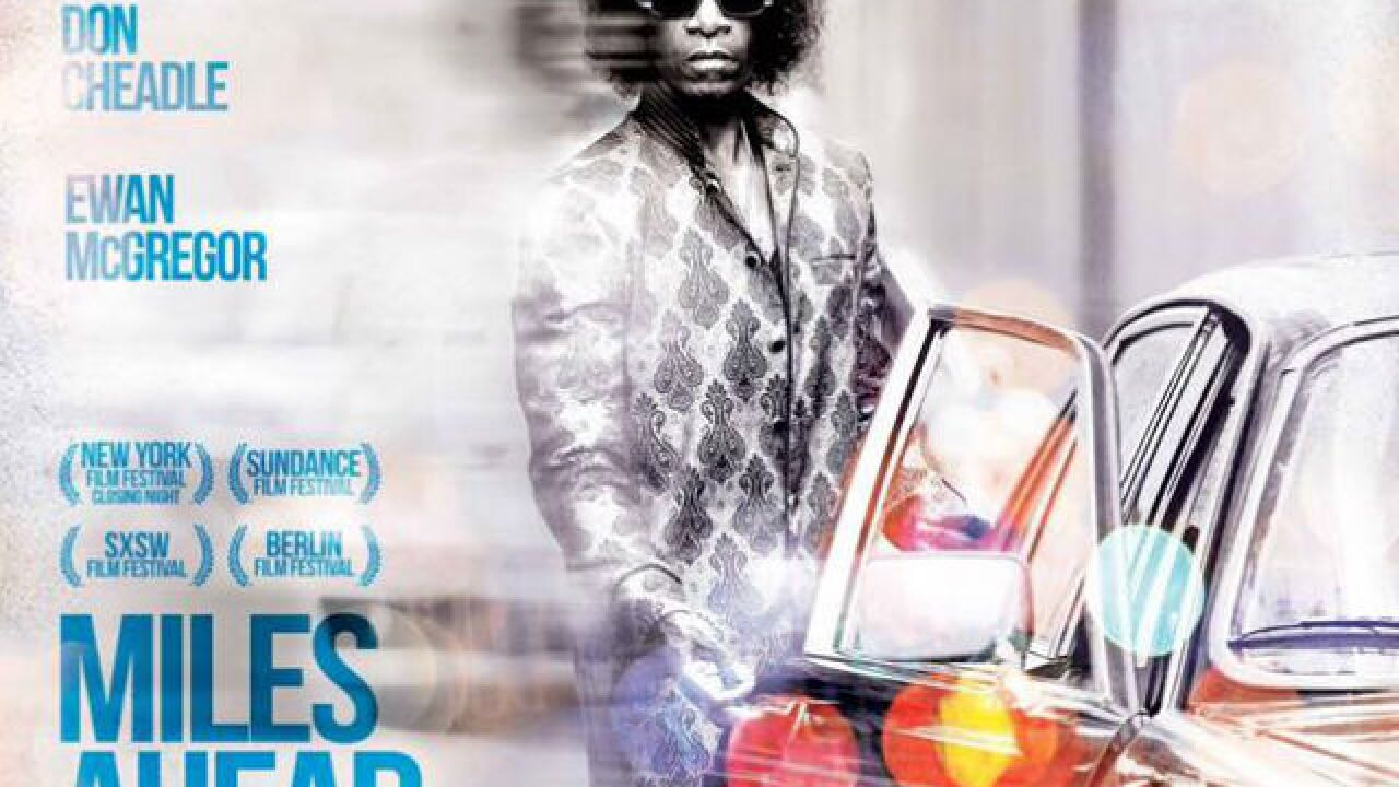 Cincy ready for Cheadle, 'Miles Ahead' premiere