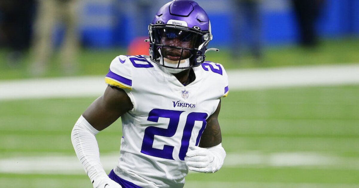 Vikings release CB Gladney after grand jury indictment - wtvr.com