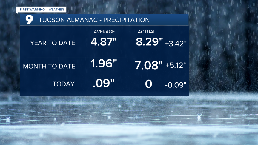 Precipitation Data