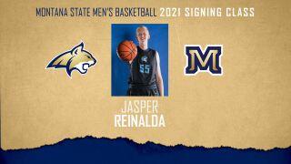 7-foot-3 Jasper Reinalda brings much needed size to Montana State University basketball