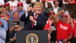 Trump campaign raises $24.8 million in one day