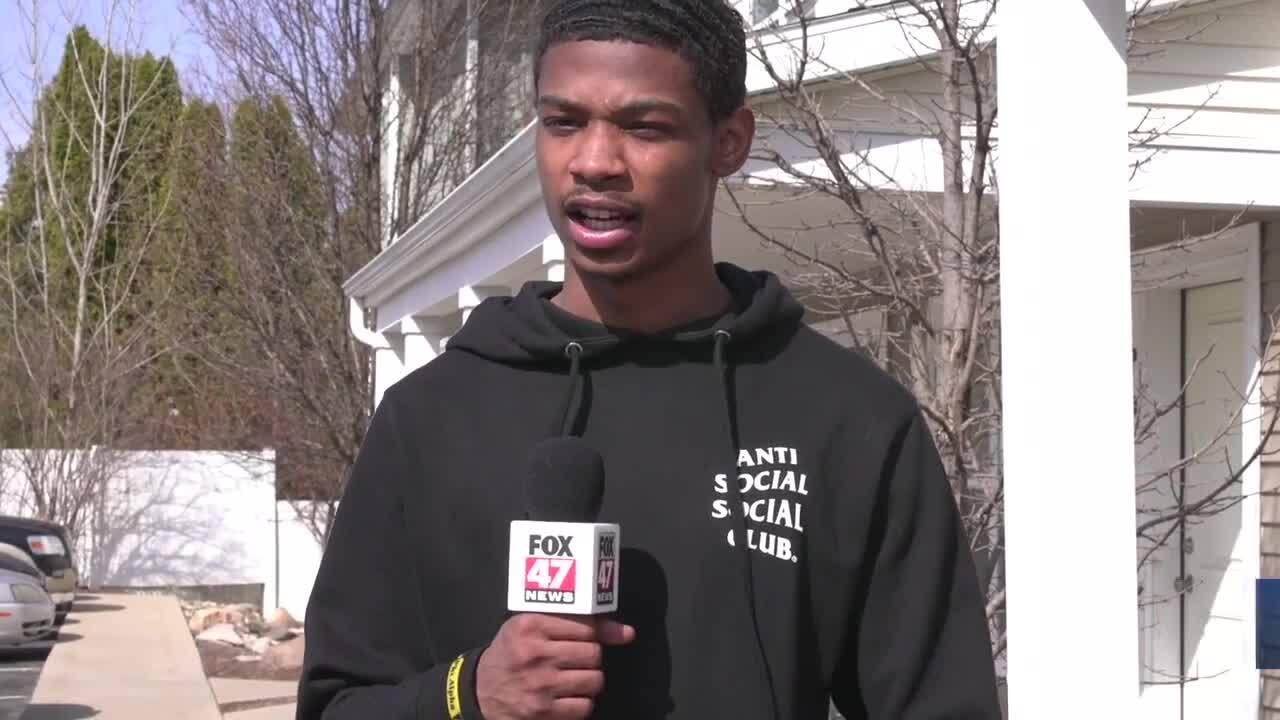 Antonio Johnson, Michigan State University Student