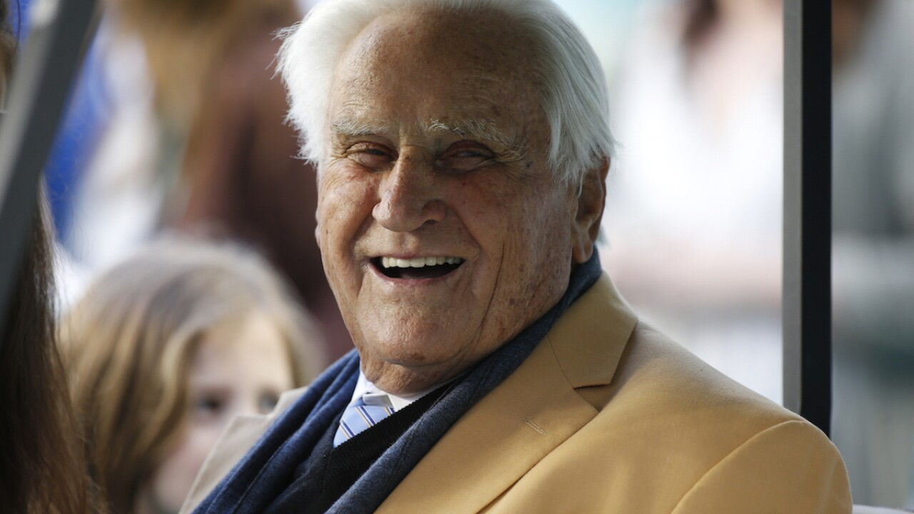 Miami Dolphins say Don Shula, the winningest coach in pro football history, has died at age 90