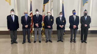 Jewish War Veterans celebrate 125 years of service.JPG