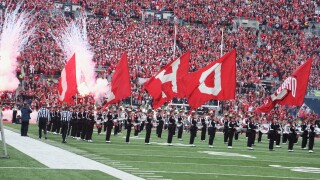 California man arrested for threatening football players during annual Ohio State/Michigan game