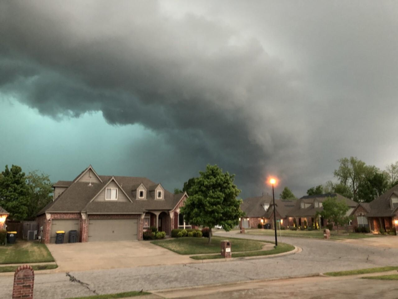 April 28 Storm in Jenks