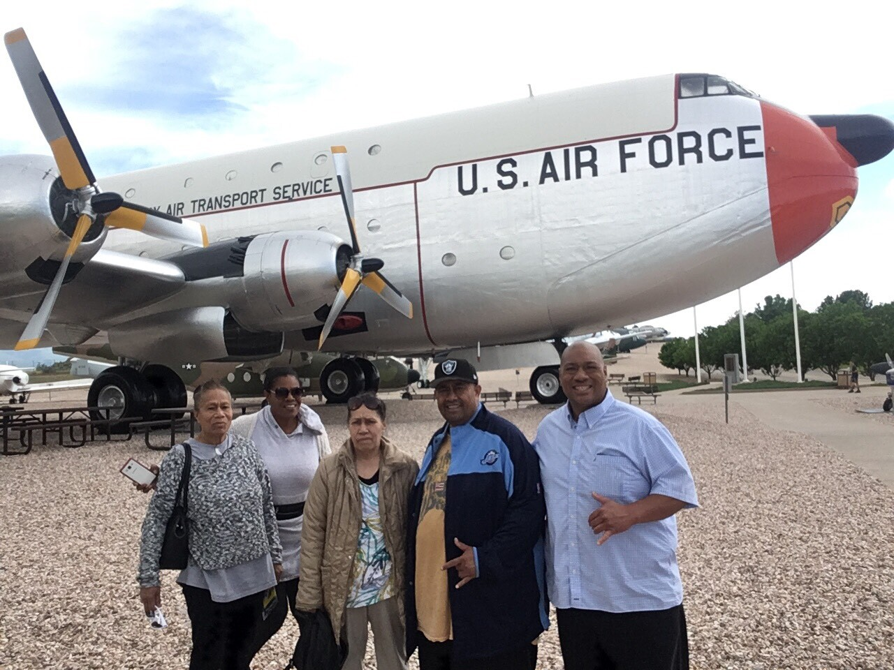 Photos: Big Budah's blog: Reuniting with family and honoring those who served