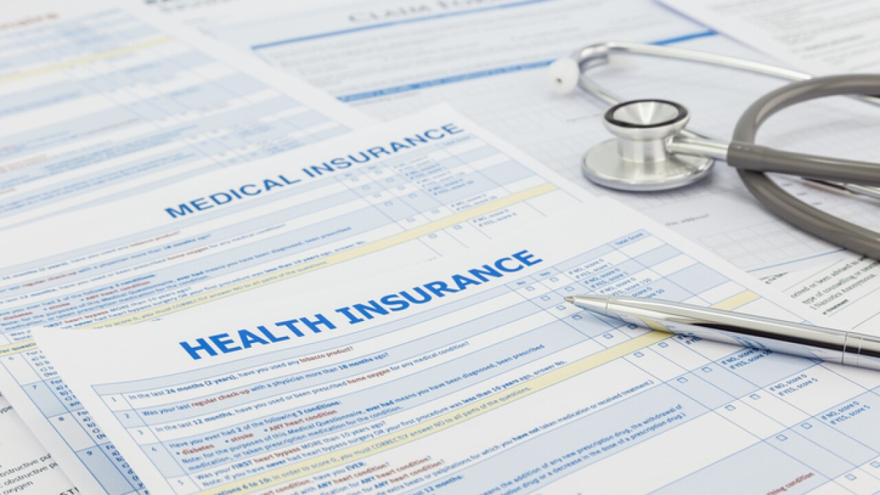 Enrollment begins to buy health insurance plans in Michigan