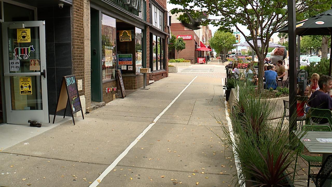 Massachusetts Street Lawrence