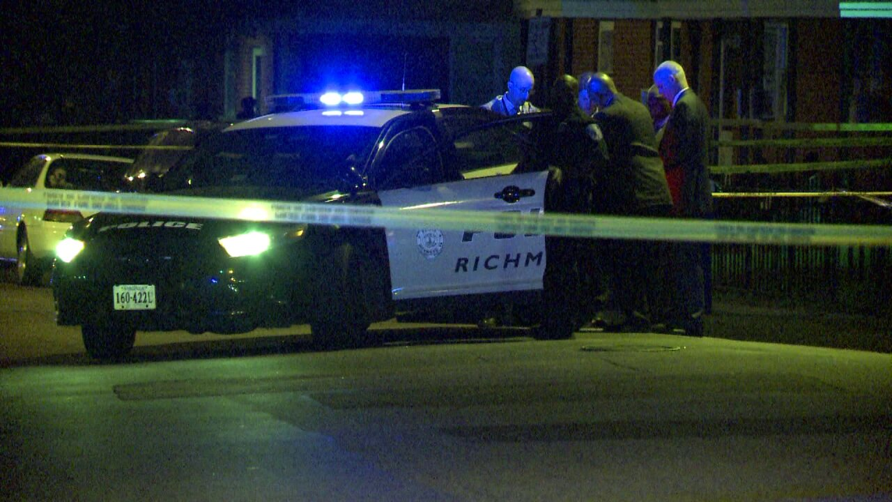 Witnesses see car speed off after women shot multiple times inRichmond