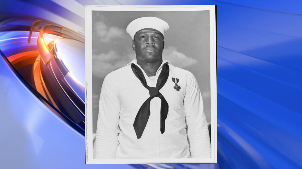 Navy to name aircraft carrier for Pearl Harbor hero Doris Miller
