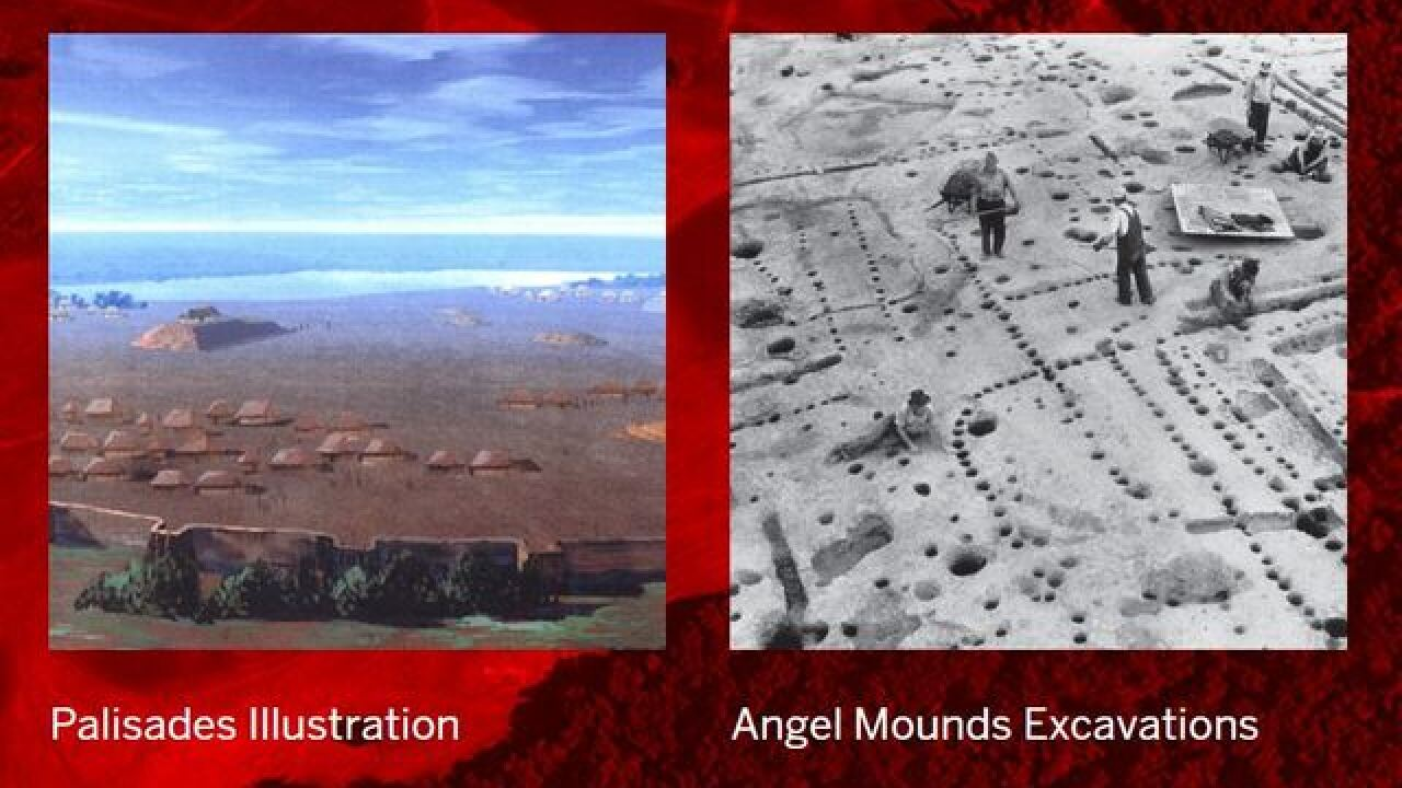 IU gets $300K grant to preserve Angel Mounds artifacts