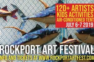 Rockport Center for the Arts - ‎50th Annual Rockport Art Festival Facebook Page