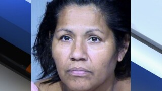 State prosecutors say Rufina Lopez Covarruvia is accused of multiple felony charges including involving or using a minor in a drug offense.