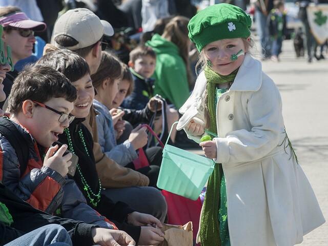 2018 Cincinnati St. Patrick's Day Parade