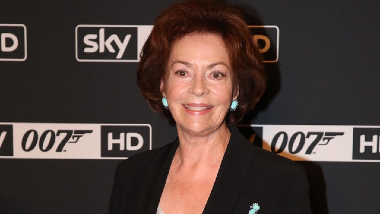 Bond girl Karin Dor dies