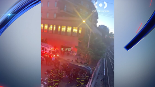 Staten Island crash on June 14, 2020