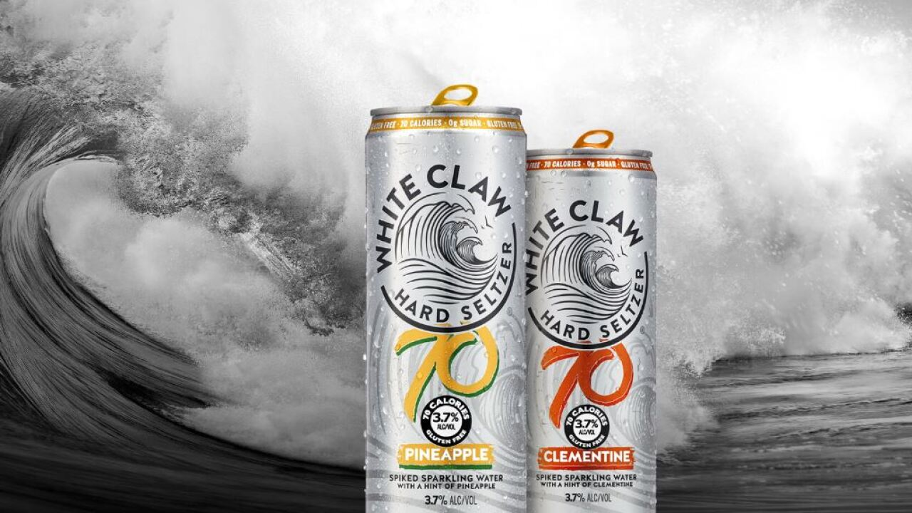 With summer just around the corner, White Claw introduces two new flavors to its lineup