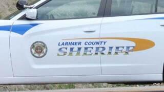 Larimer County Sheriff's Office vehicle