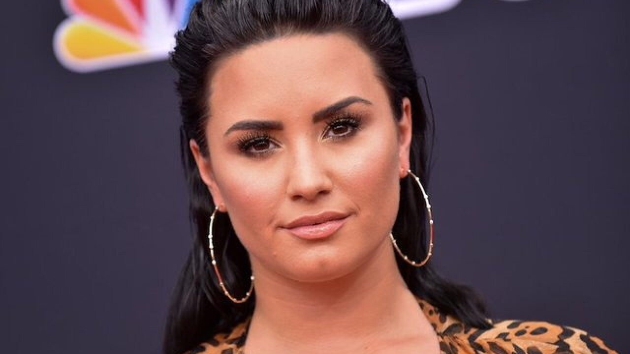 Demi Lovato has been released from the hospital and entered rehab
