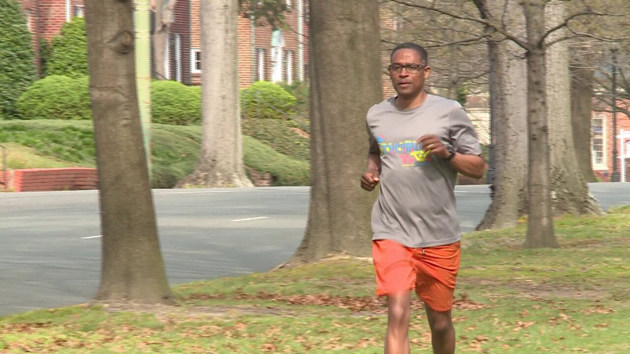 VCU professor is this year's Dash for the Cash runner