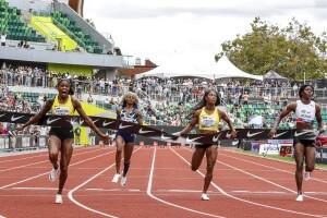 Prefontaine Classic Athletics
