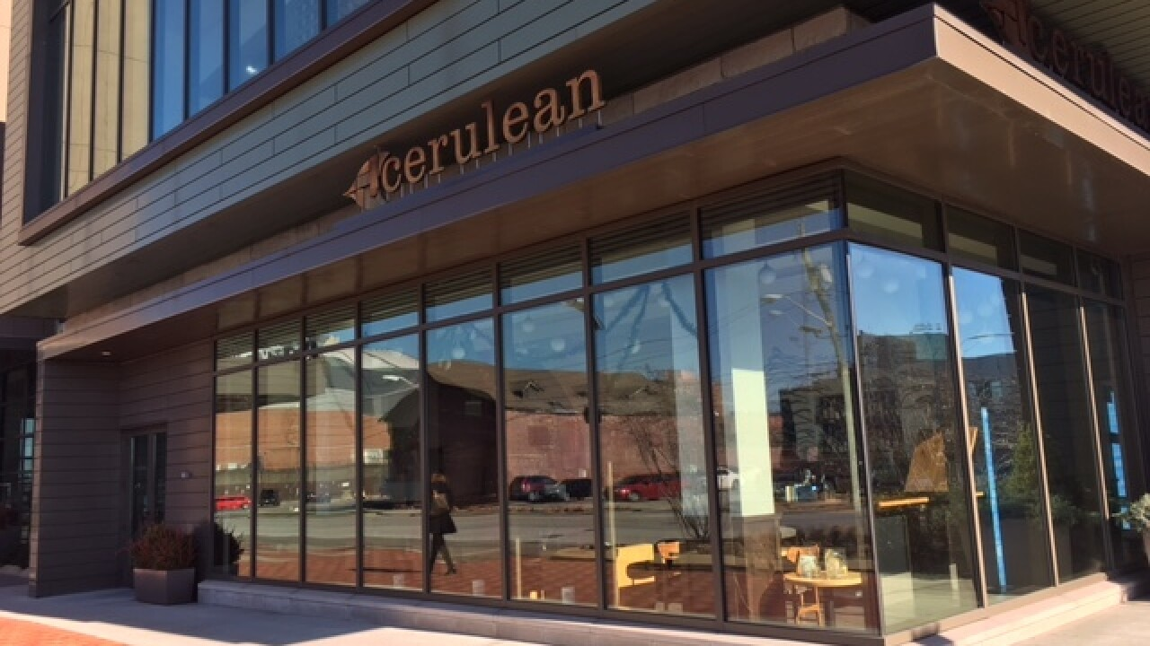 Cerulean restaurant to close at end of 2017