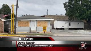 OEP Director David Naquin gives update on recovery in St. Mary Parish