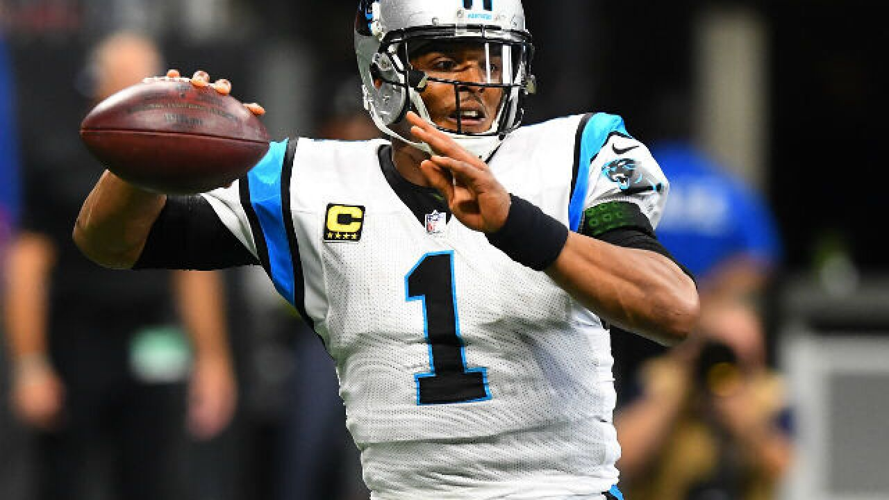 Bengals will see better passer in Cam Newton