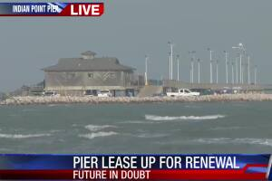 Indian Point Pier future in doubt