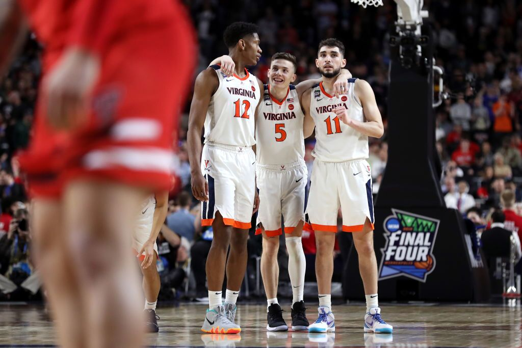 Photos: Photo gallery: UVA beats Texas Tech in overtime for NCAA championship