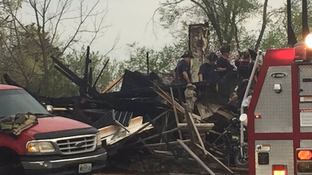 15th Terrace and Fremont house explosion, fire