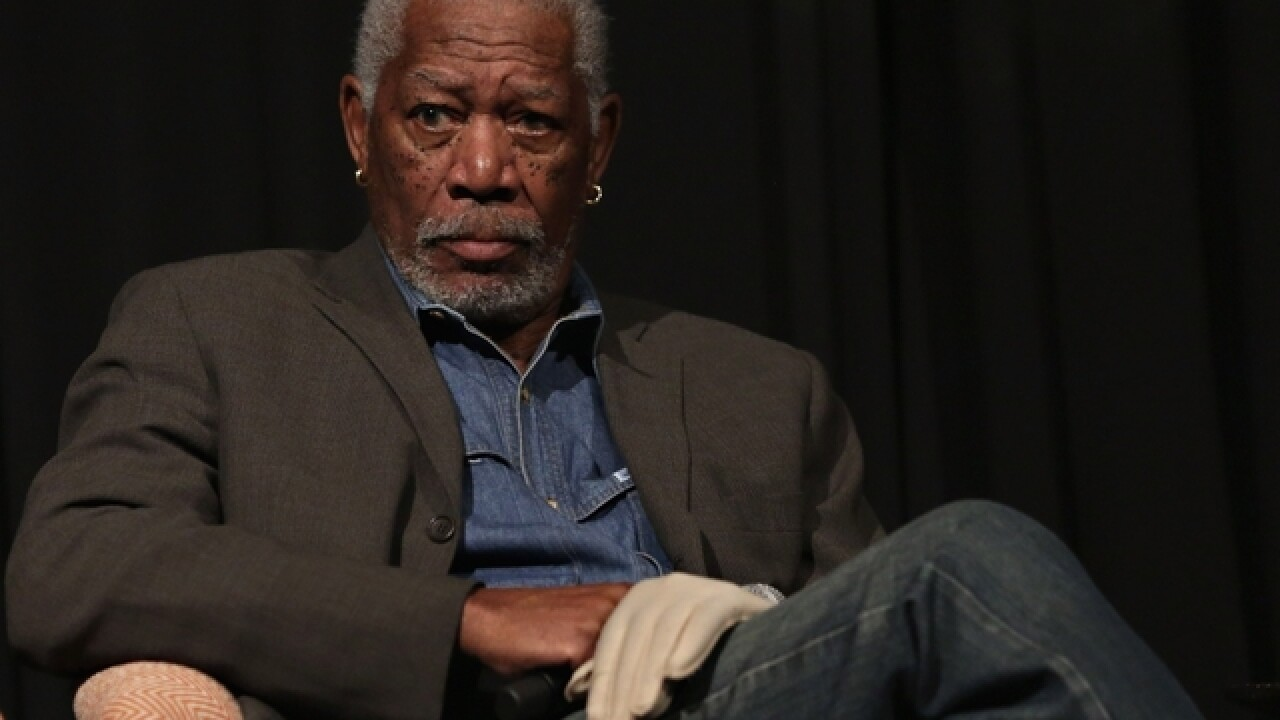 8 women accuse Morgan Freeman of inappropriate behavior, harassment