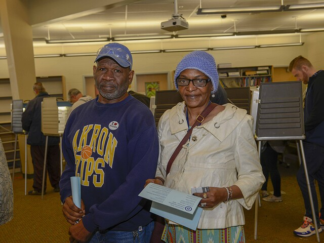 Election Day in the Tri-State