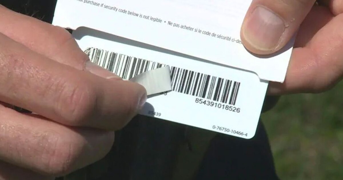 Gift cards with fake barcodes found in Boca Raton Walgreens