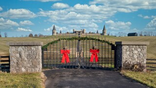 You can now buy a castle in Kentucky