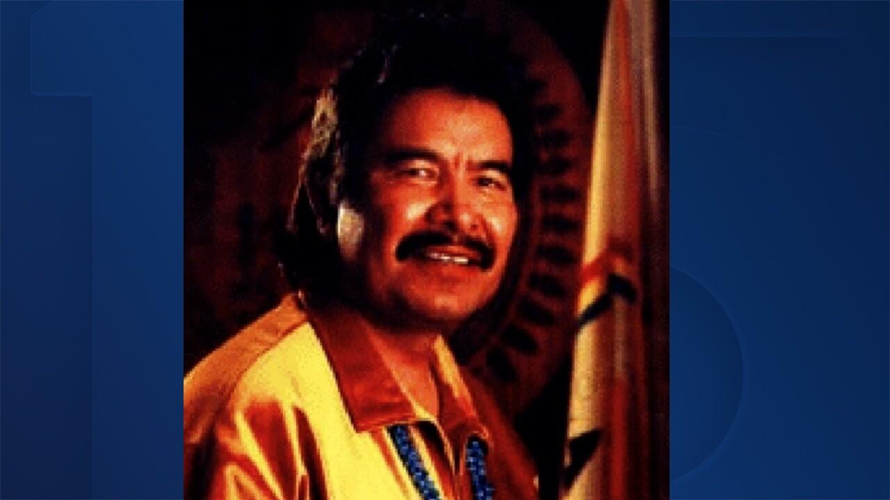 Navajo Nation president Albert Hale