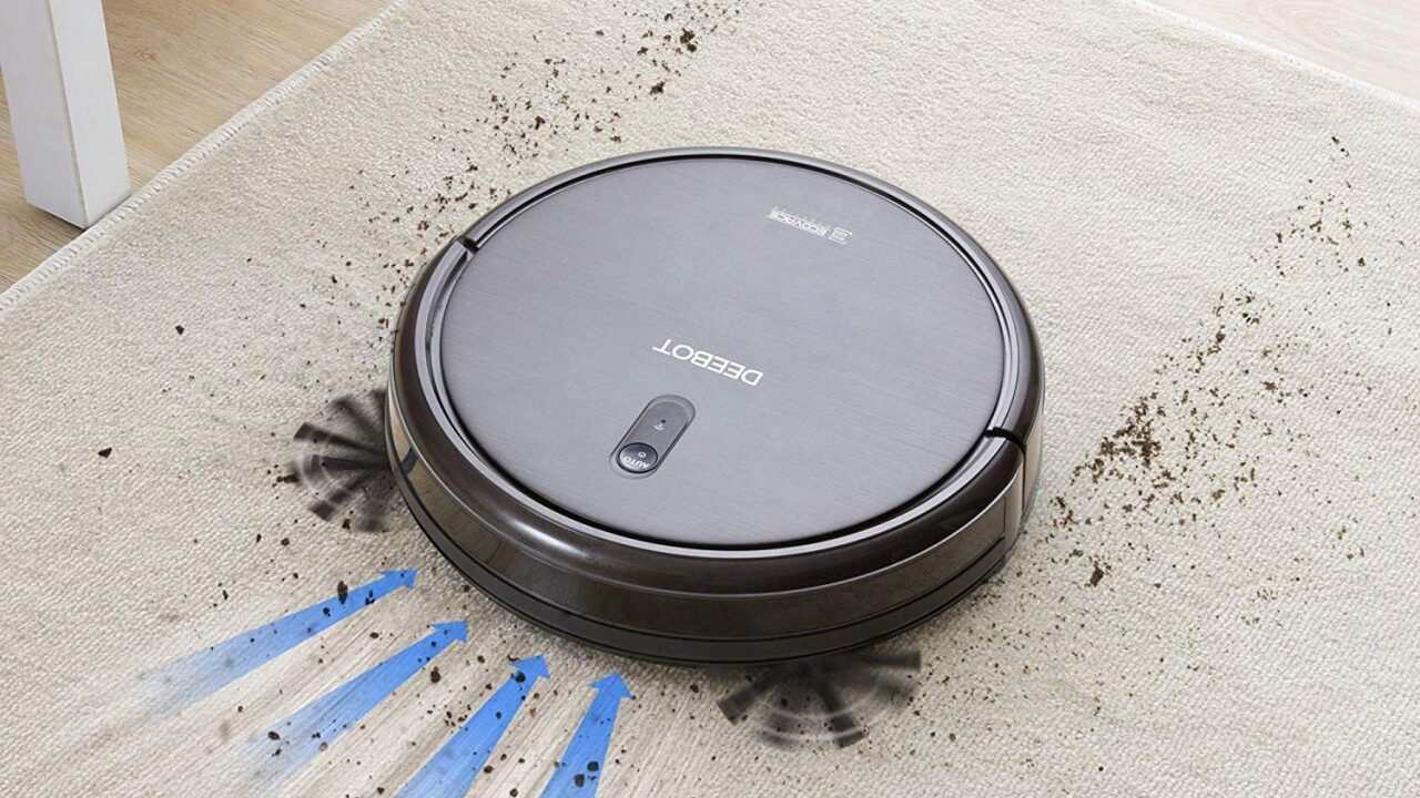 This Popular Robotic Vacuum Cleaner Is On Sale On Amazon