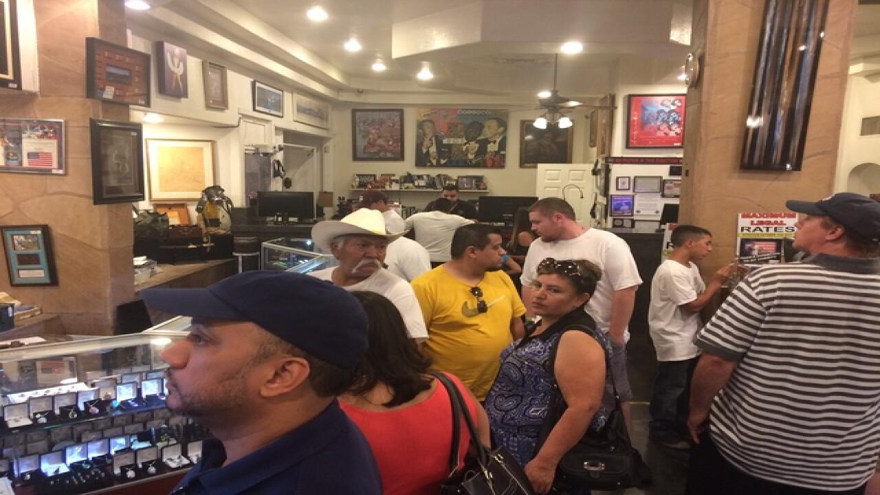 'Pawn Stars' passes on buyig O.J. Simpson Bronco