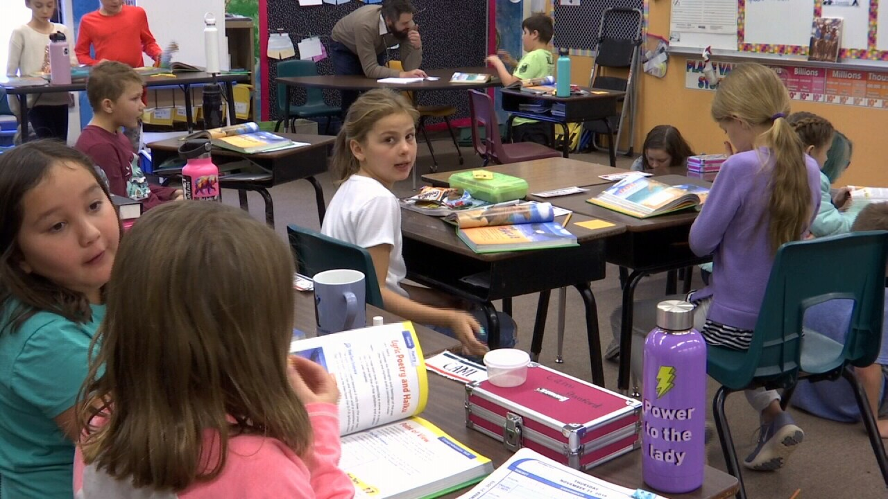 Arrowhead Elementary Classroom