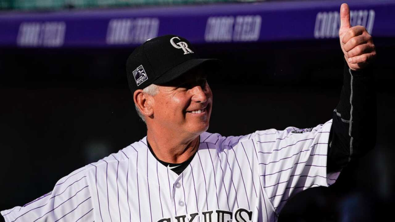 Rockies agree to contract extension with manager Bud Black