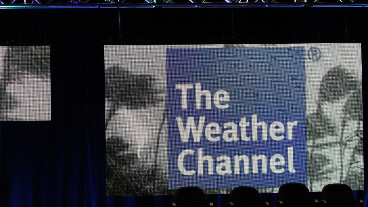 Weather Channel app sued over alleged mining of users' data
