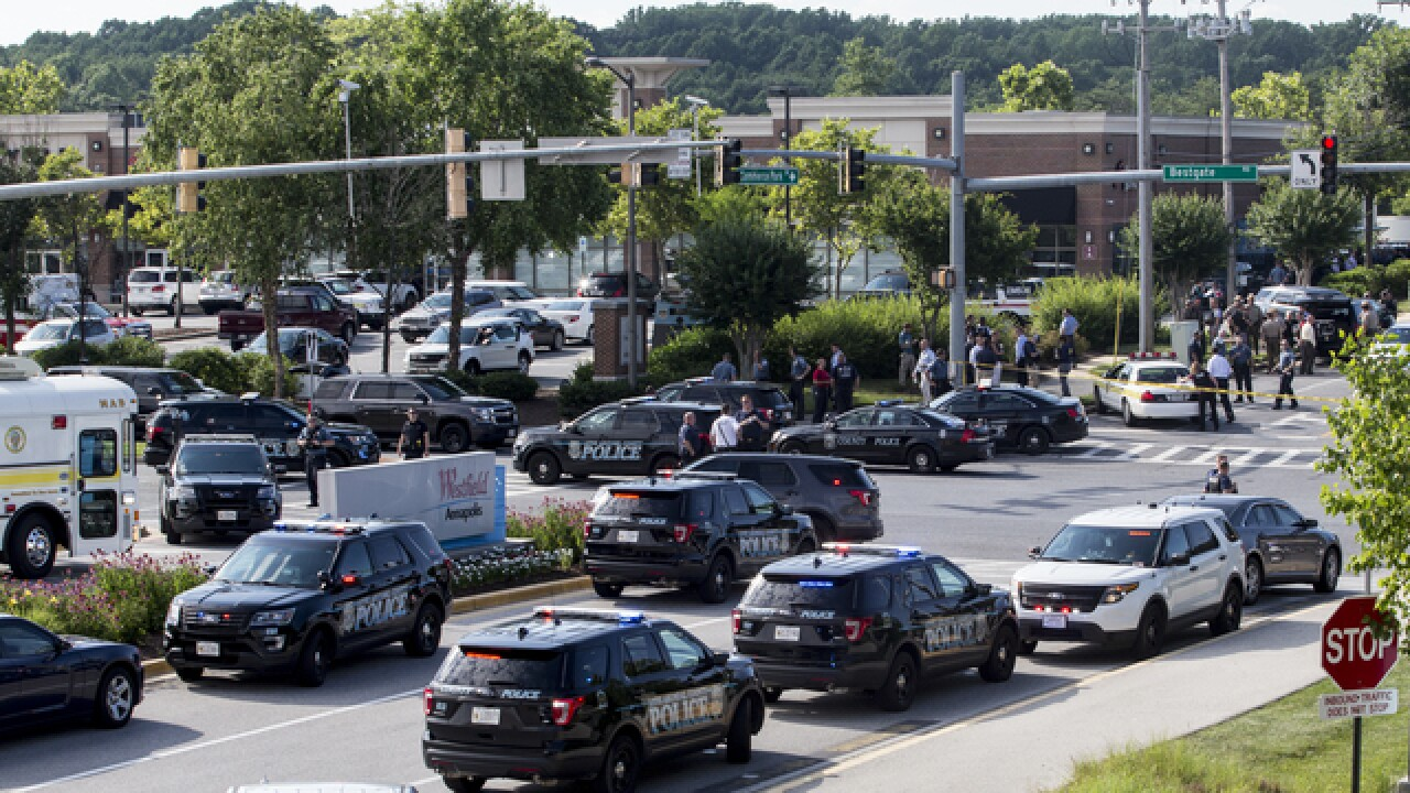 Police: Shooter planned Capital Gazette attack