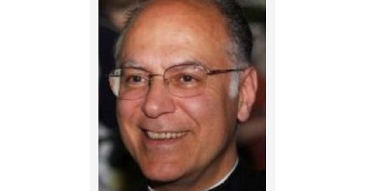 Catholic priest restricted from ministry after 'credible allegation of sexual abuse of a minor'
