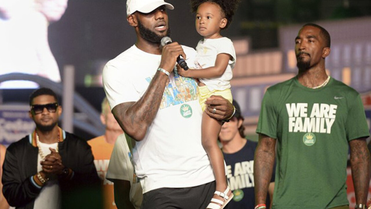 Petition calls for LeBron James to replace Betsy DeVos as Secretary of Education